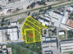 Nepremičnine - Zemljišče, Za poslovno gradnjo, , Šempeter pri Gorici, 70,00 €/m2
